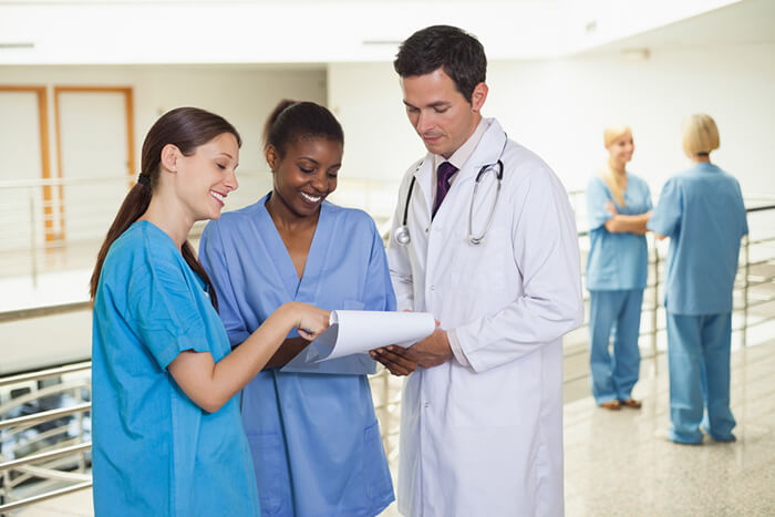 Finding Medical Centers with Appropriate Health Care Facilities